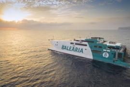 Baleària contará con nuevas conexiones de alta velocidad entre Barcelona y los puertos de Ciutadella y Alcúdia