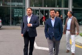 La Junta Electoral Central no permite a Junqueras y a Comín participar en el debate de TV3