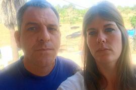 Marcel y Monja son la pareja de criadores de tortugas acusada de tráfico ilegal de animales