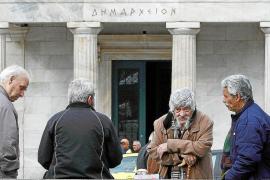 El Eurogrupo aplaza su decisión sobre el segundo rescate de Grecia