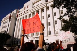 Alabama mueve a Estados Unidos hacia la prohibición del aborto
