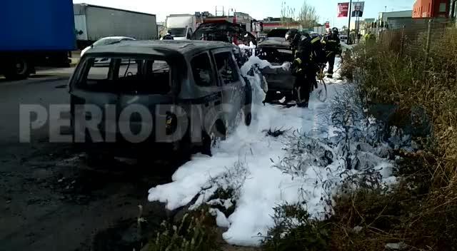 Un incendio calcina el coche del alcalde de Ibiza