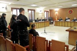 El fiscal pide 24 años para tres hombres por introducir más de 4 kilos de coca en Palma