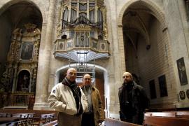 Santa Creu busca ayuda para su órgano