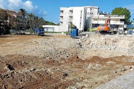 Los técnicos detectan deficiencias en el proyecto del nuevo hotel Son Moll