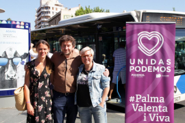 Unidas Podemos creará paradas bajo demanda en el bus nocturno para garantizar la seguridad de las mujeres