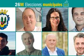 26M: Candidatos al Ajuntament de Pollença