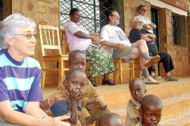 Solidaridad mallorquina en Burundi
