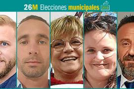 26M: Candidatos al Ajuntament de Capdepera