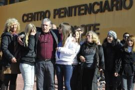 El preso más antiguo de España sale de prisión