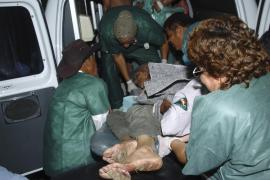 Mueren más de 350 presos en el incendio de una cárcel en Honduras
