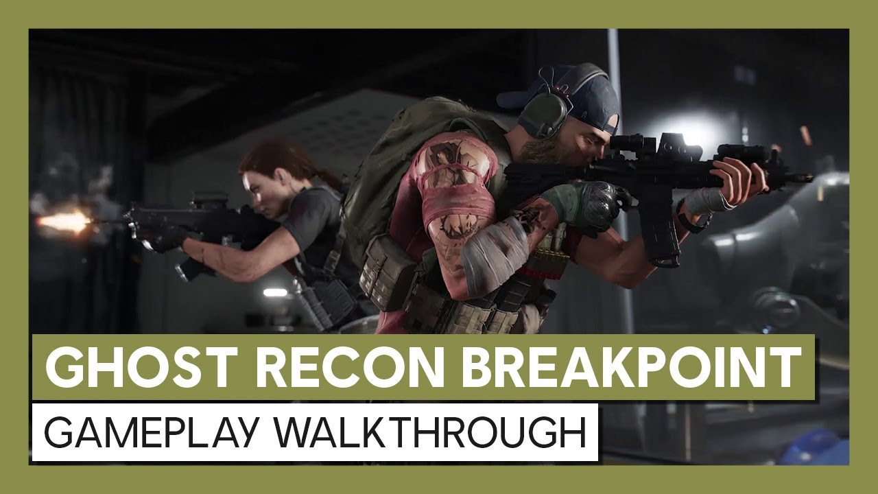 Ghost Recon Breakpoint, un nuevo título con 13 minutos de gameplay