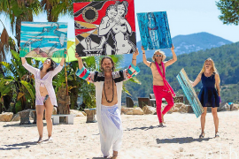Más de 70 artistas participan este fin de semana en Las Dalias en el 'Ethereal Festival'