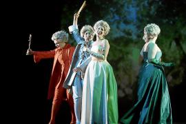 El Principal estrena por primera vez en Mallorca 'Los Elementos', de Antoni Lliteres