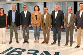Debate de los candidatos autonómicos en IB3