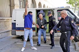 Detenidos dos okupas por extorsionar al promotor de un edificio de Palma
