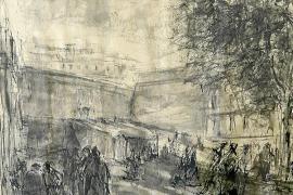 La II Mostra de la Col·lecció Ramon Medina reúne obras de Vicent Calbet y 'Portmany'