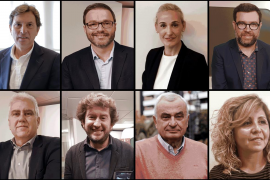 Así son los principales candidatos al Ajuntament de Palma