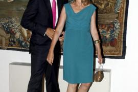 La Infanta Cristina: «Intentamos llevar una vida normal y ustedes no nos dejan»