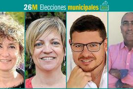 26M: Candidatos al Ajuntament de Porreres