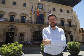 El alcalde de Palma es de los que menos cobra de las grandes ciudades españolas
