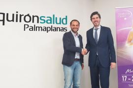 Hospital Quirónsalud Palmaplanas y Clínica Rotger serán el servicio médico oficial del Mallorca Open de tenis