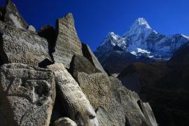 Desaparece un montañista chileno en el Kanchenjunga