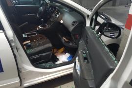 Dos detenidos por robar la recaudación de varios taxis en Palma