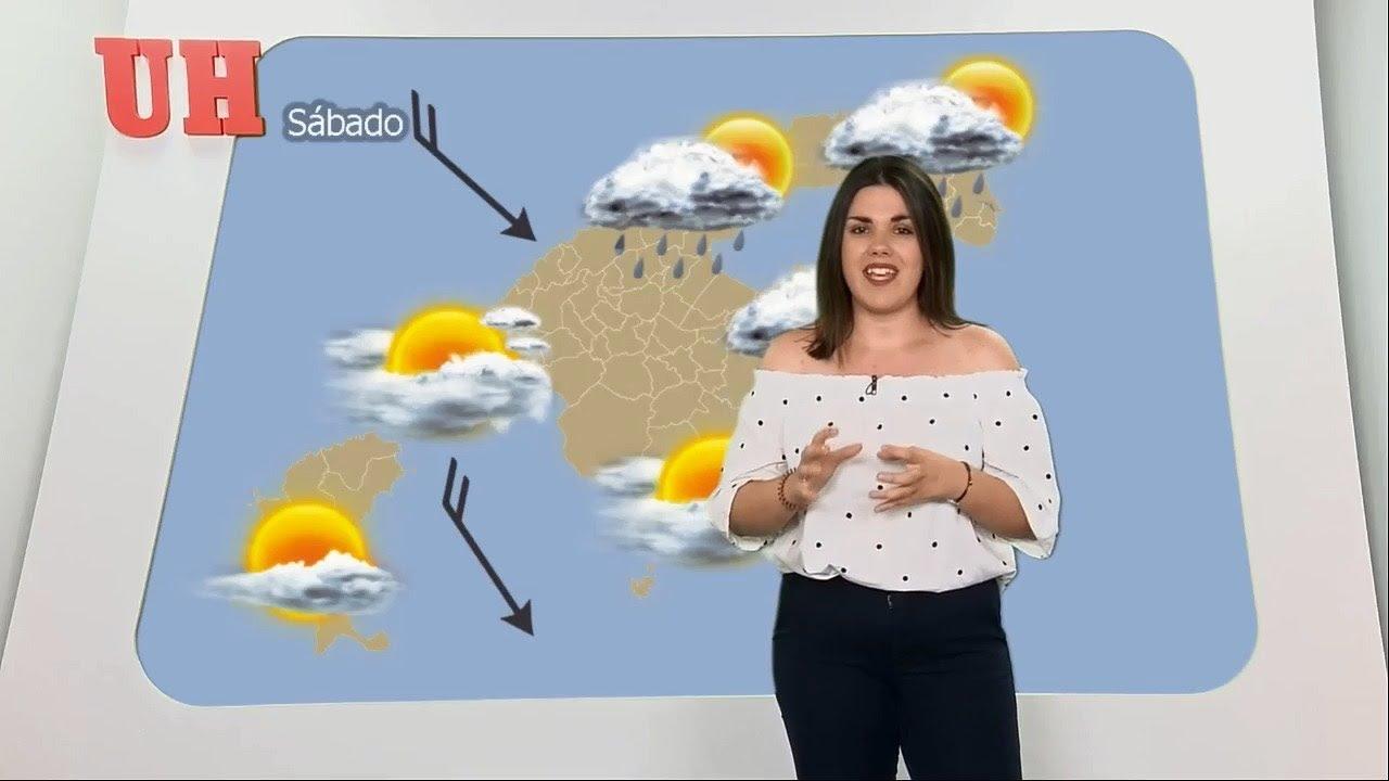 El tiempo en Mallorca: Fin de semana inestable