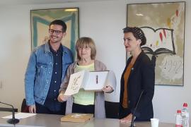 Antònia Vicens gana el XIX Premio Jaume Fuster
