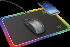 Trust Gaming presenta la alfombrilla GXT 750 Qlide RGB