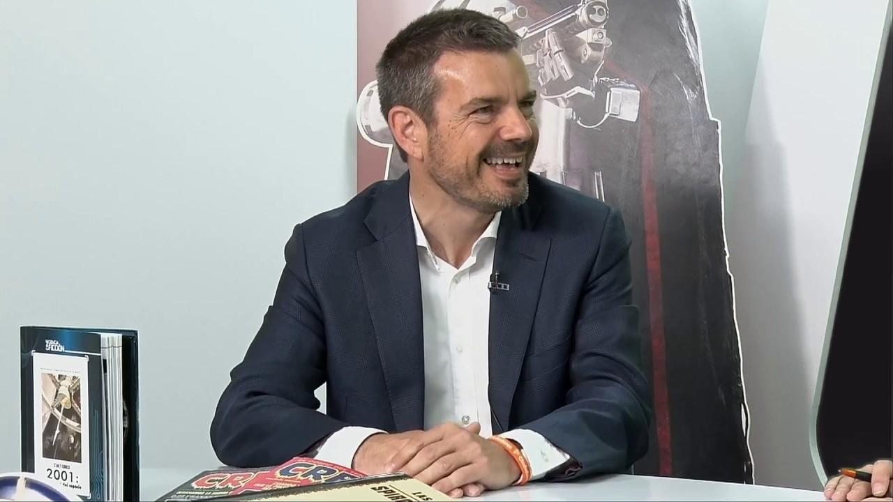¿De qué saga cinematográfica es un gran fan Marc Pérez Ribas?