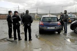 Intensa búsqueda de un sobrino de 'La Paca' tras disparar a un hombre en Son Banya