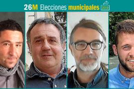 26M: Candidatos al Ajuntament de Puigpunyent