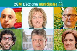 26M: Candidatos al Ajuntament de sa Pobla
