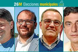 26M: Candidatos al Ajuntament de Sant Joan