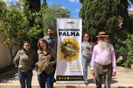 Crida per Palma y CUP apuestan por frenar el turismo masivo y el fascismo