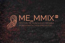El Festival ME_MMIX 2019 de música electrónica recala en Es Baluard