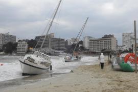 Alerta amarilla en Mallorca por fuertes vientos