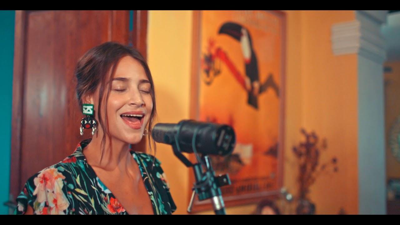 Georgina presenta su nuevo disco 'Bienvenido a mi habitación' en La Movida
