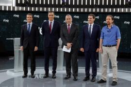 Vox y Junts participarán en el debate de las europeas del día 22 en TVE