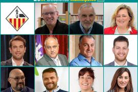 26M: Candidatos al Ajuntament de Llucmajor