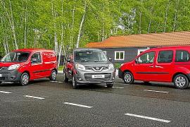 Nissan aumenta su gama de vehículos comerciales
