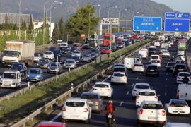 ¿Qué proponen los candidatos al Consell de Mallorca para evitar los atascos?