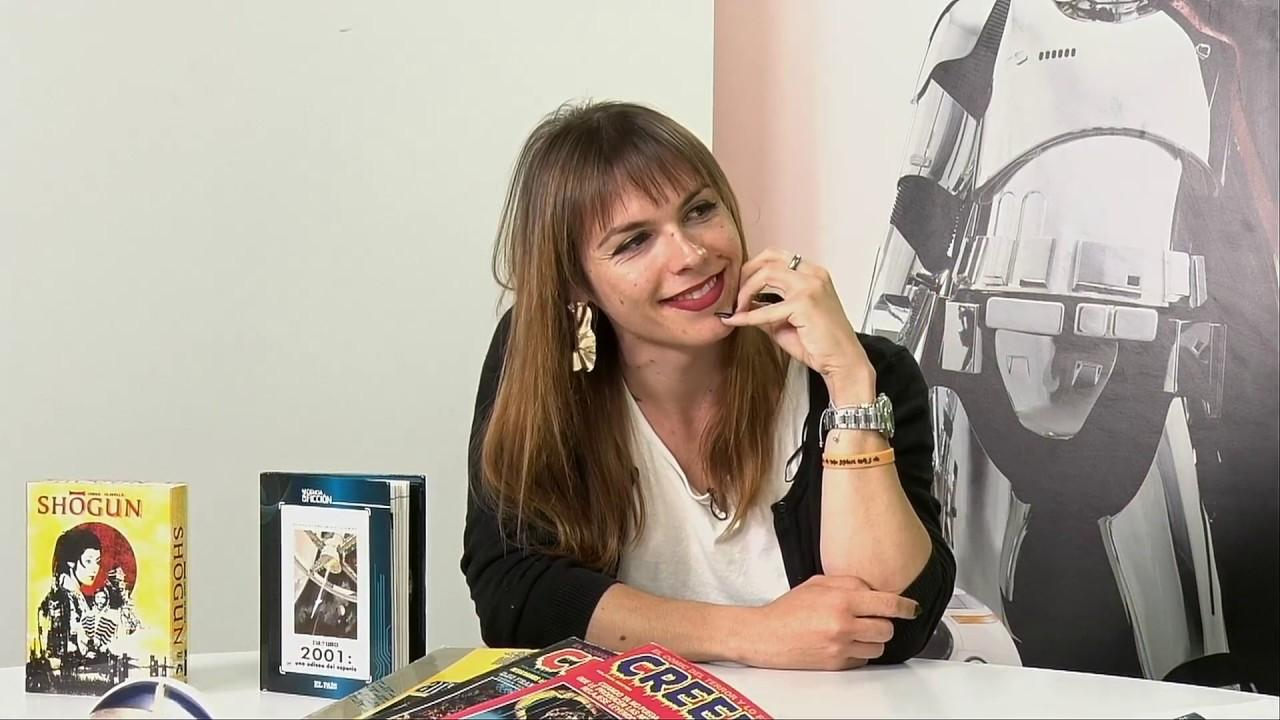 ¿Qué personaje de ficción es el favorito de Martina Gual?