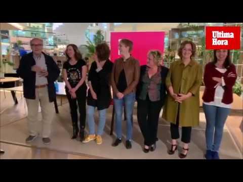 Las 'gamundinas', rodeadas de fans ante el estreno de la segunda temporada