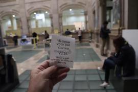Correos abre este fin de semana para facilitar el voto por correo