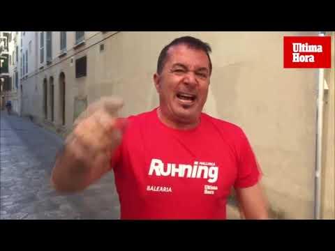 RUHning Mallorca: Todos con la roja