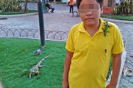 El hijo de la mujer asesinada entró en su ordenador y borró todas sus fotos con ella