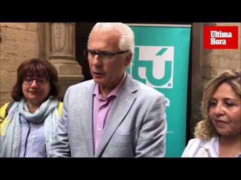 Baltasar Garzón recorre la 'ruta de la corrupción' en Palma